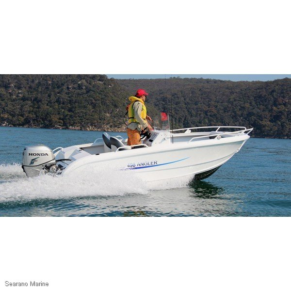 Morningstar 498 Angler