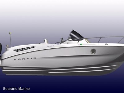 Karnic SL602 Hull Only Summer Sale