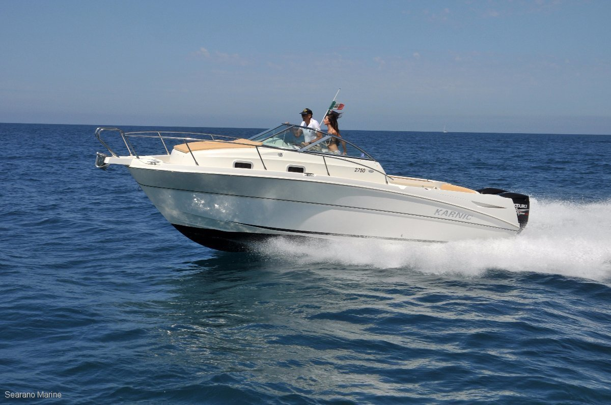 Karnic 2750 Bluewater