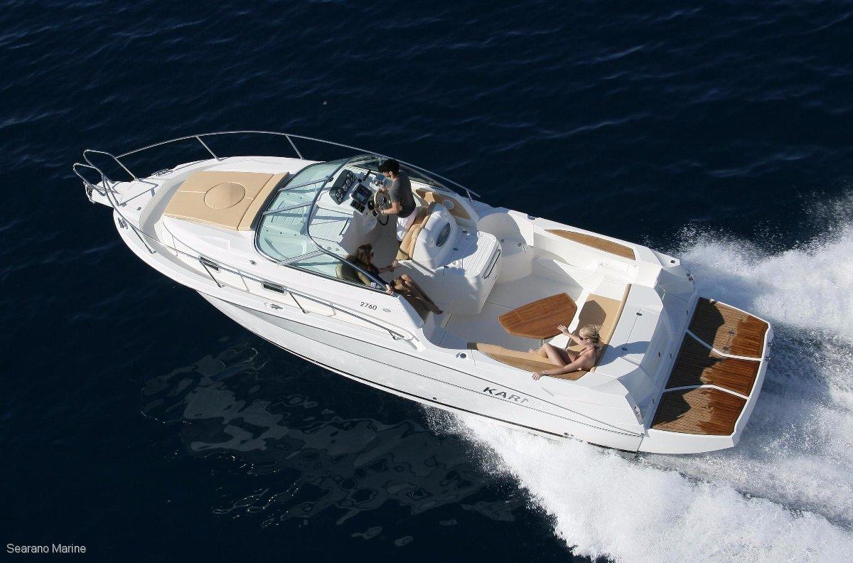 Karnic 2760 Bluewater