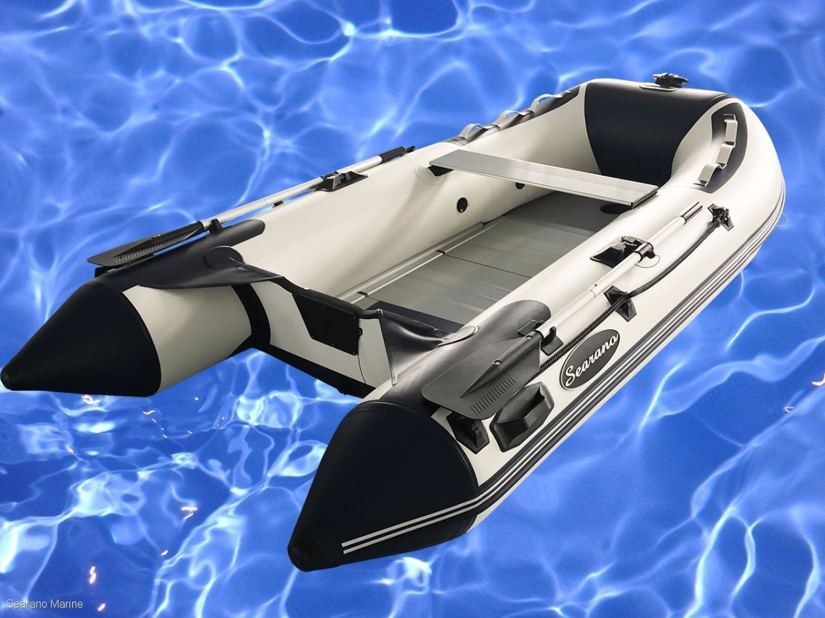 Searano S300ld New 300mm Inflatable Boat With Aluminium Deck