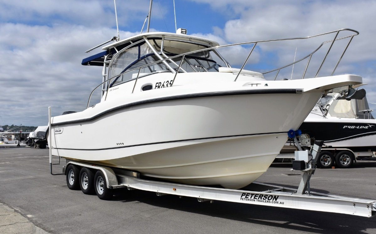 Boston Whaler 285 Conquest PRICE REDUCED TO SELL