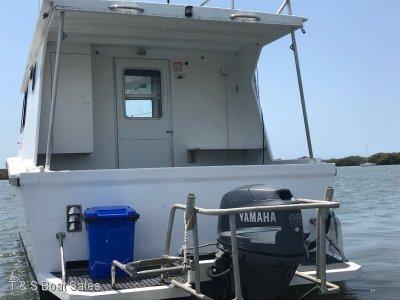 Custom 8.6 Homelite Kit Boat