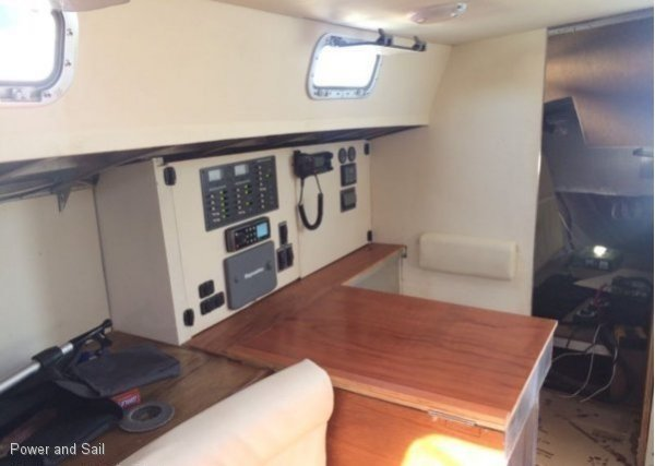Custom Aluminium Yacht