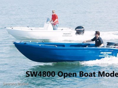 Smartwave Sw 4800 Open Boat/centre Console/off-shore Runabout Models