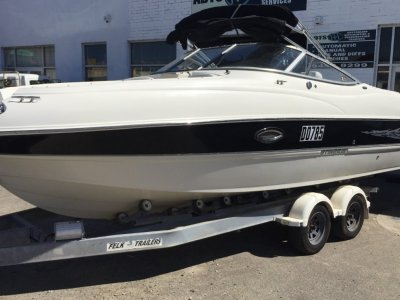 Stingray 220DR Renown hull and the best priced in WA!!