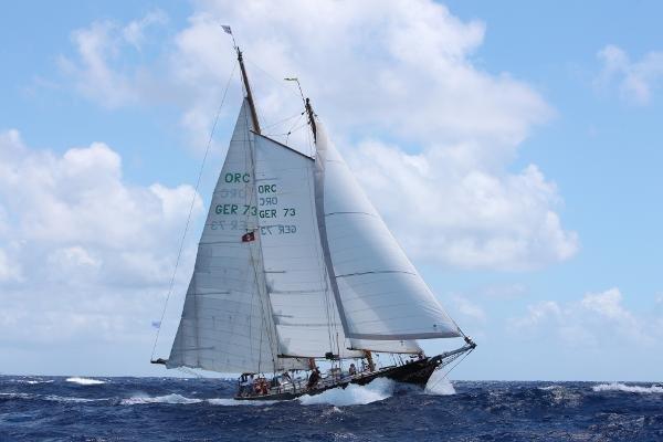 Herreshoff Staysail Schooner