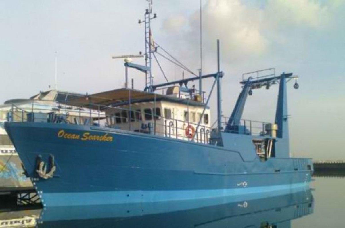 24.86m Single Screw Trawler Type Vessel