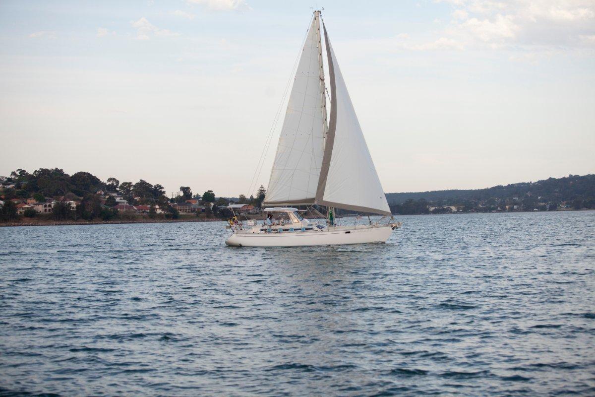 Bluewater Cruising Yachts Bluewater 420CC Sabbatical II