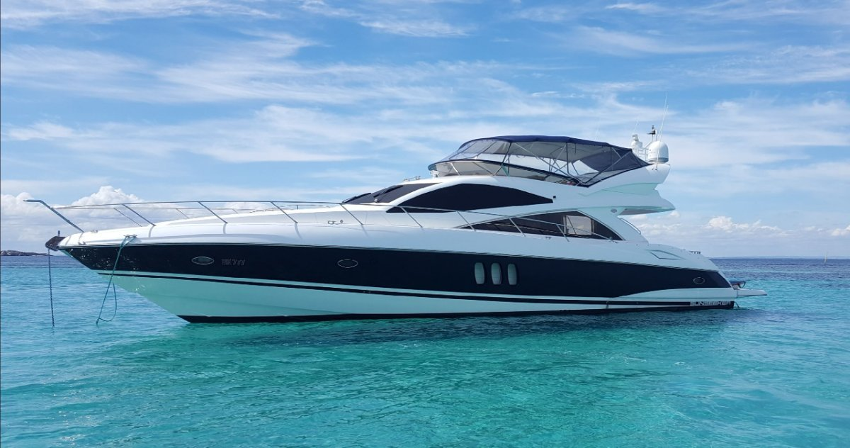 Sunseeker Manhattan 66 reduced by $130k ready to sell