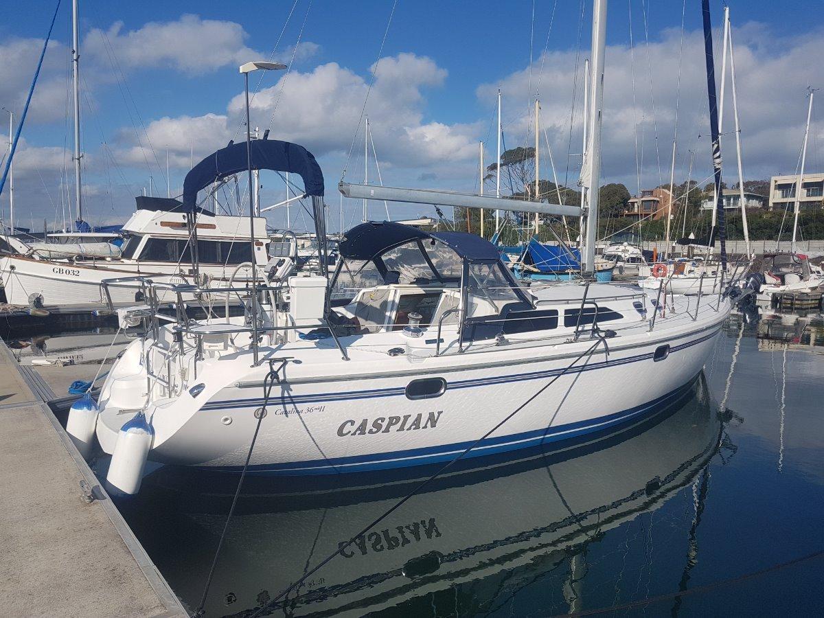 Catalina 36 Mk II Anniversary Edition