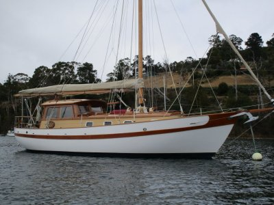Timber Yacht
