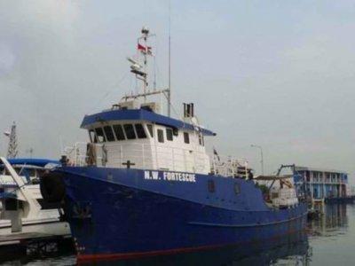 20.7m Utility Vessel