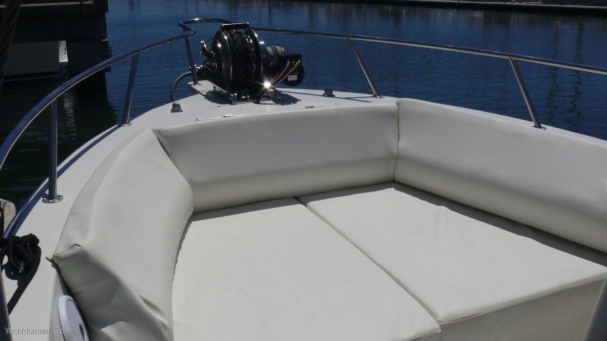 Sea Boss 255CC Fishing Machine