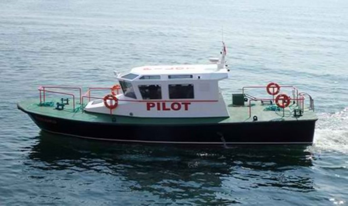 14m Pilot and Patrol Boat