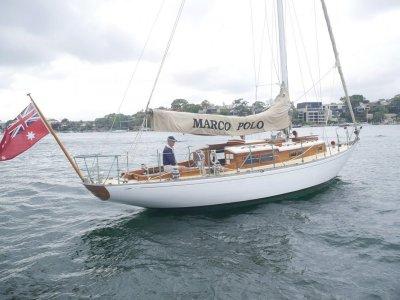 Arthur Robb 35 Sloop