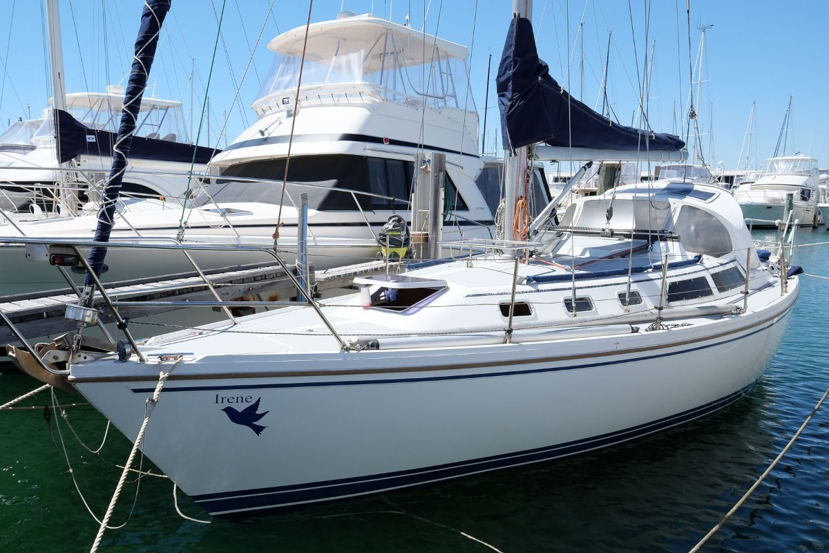 Catalina 34 MK 1.5 - Walk Through Transom and 1.3m Shoal Draft +++++