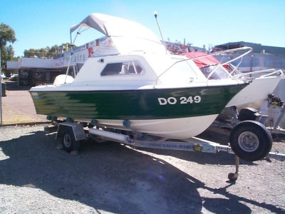 Sportsman Craft 490