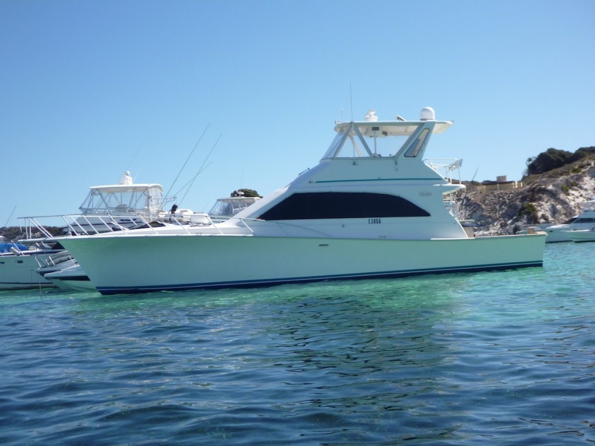 Ocean Yachts 53 Super Sport Ocean 53 Super Sport