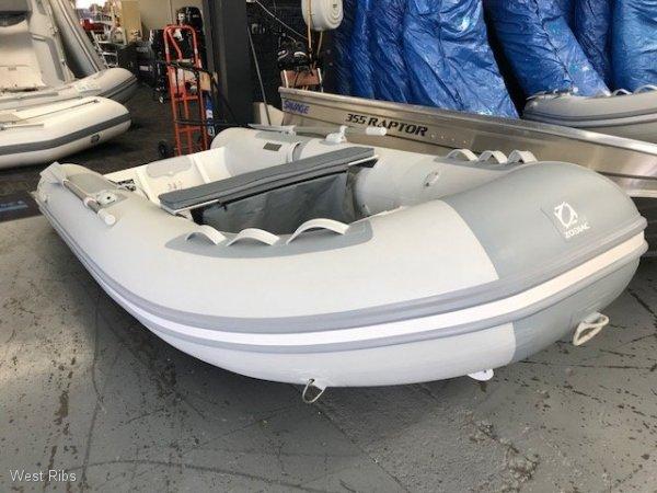 New Zodiac 360 Ultra-light Alloy Rib: Power Boats | Boats
