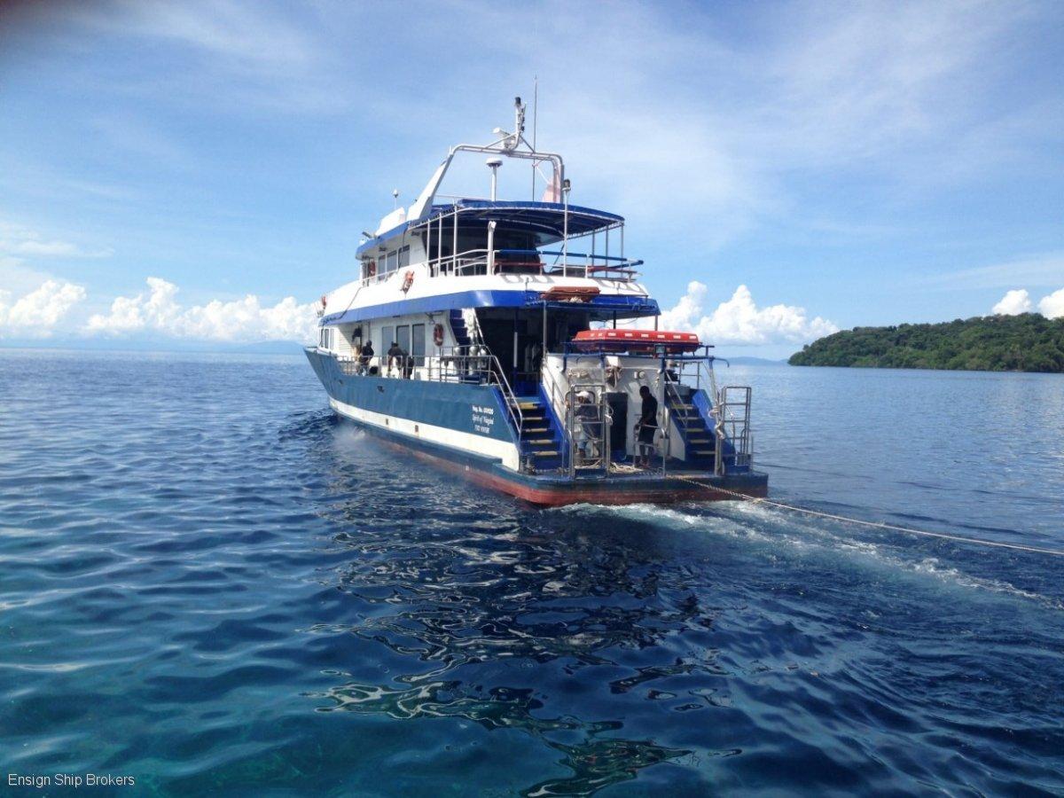 Custom Built Dive Vessel