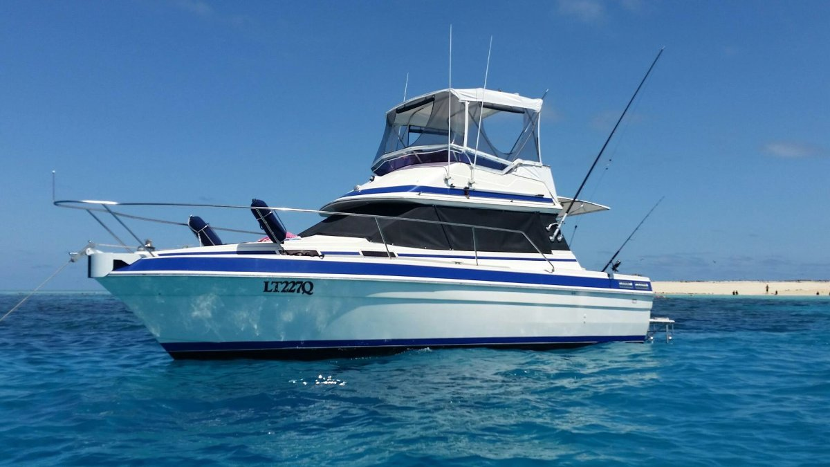 Markline 900 Flybridge AUCTION 23 March