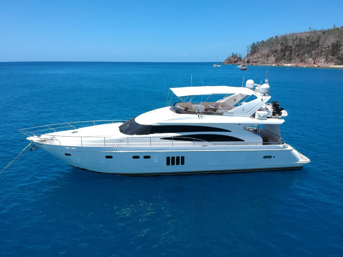 Princess 21m:Whitsundays