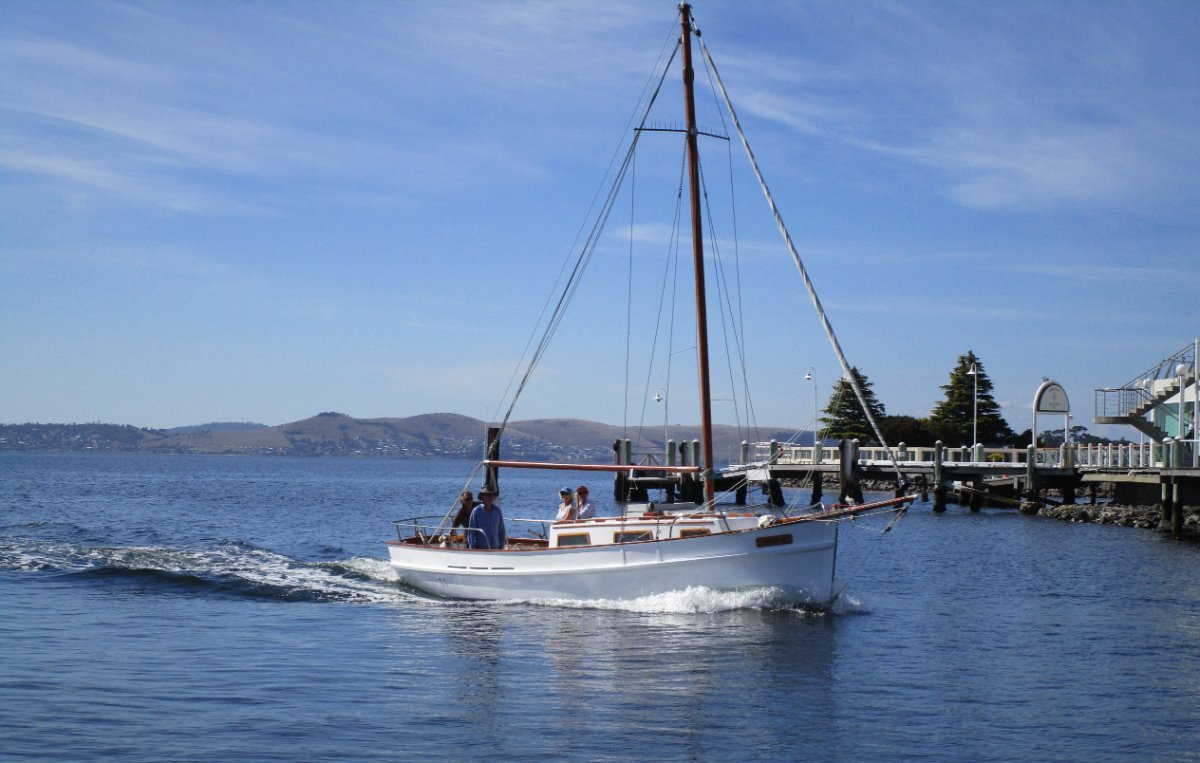 Couta Boat Style
