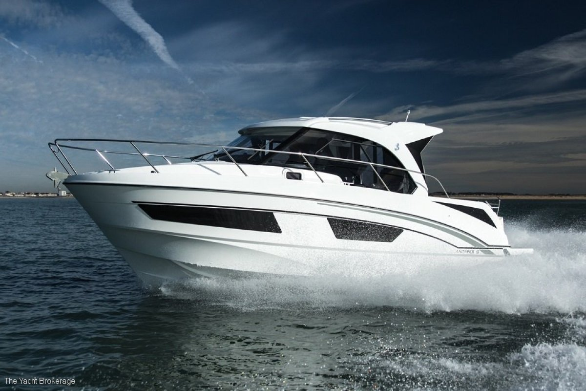 New Beneteau Antares 9 0 Ob Power Boats Boats Online For Sale