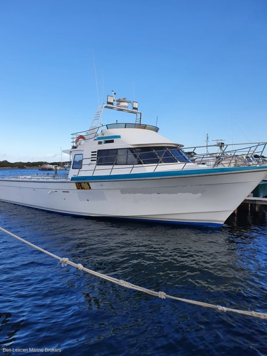 Westcoaster Crayboat / Freeman Bay