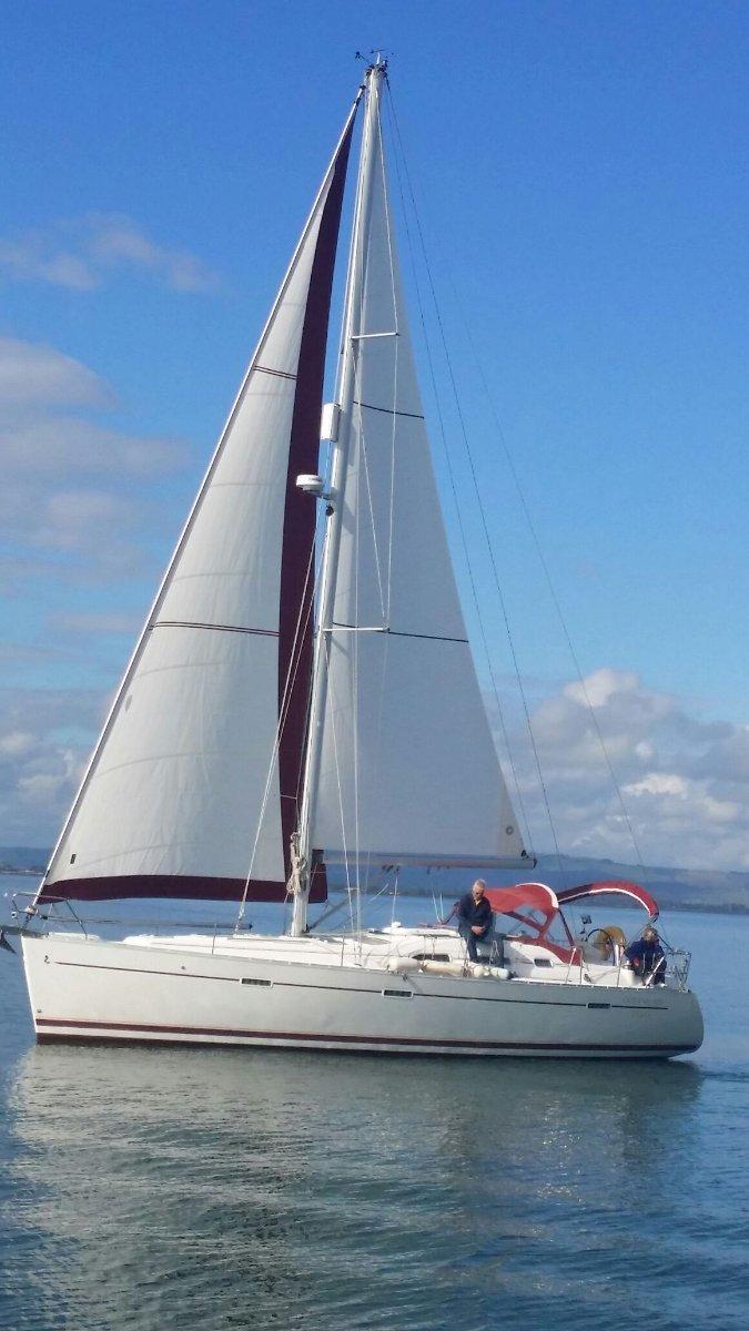 Beneteau 393 Oceanis Clipper