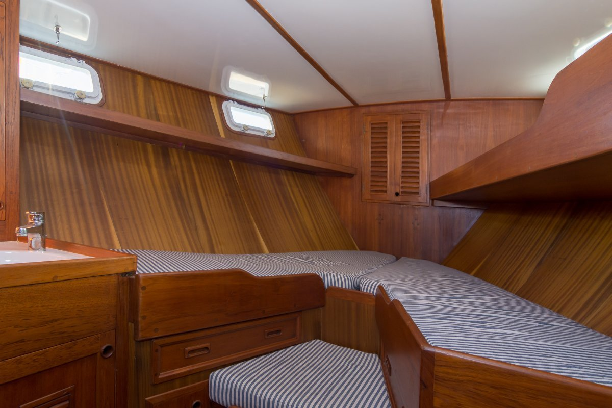 Cheoy Lee Alden Ocean 50 (NOW REDUCED)