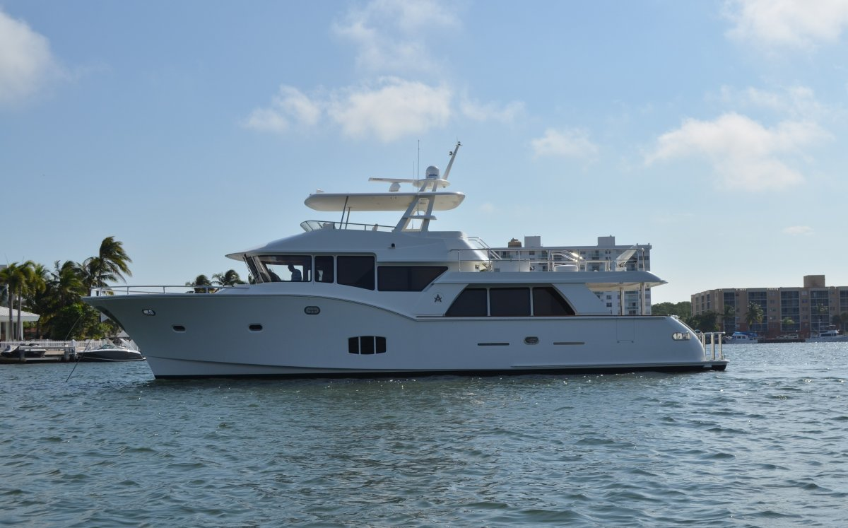 Argos Marine Fast Trawler