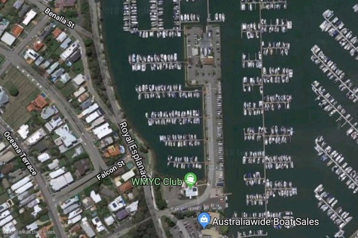 10m Yacht Club Berth