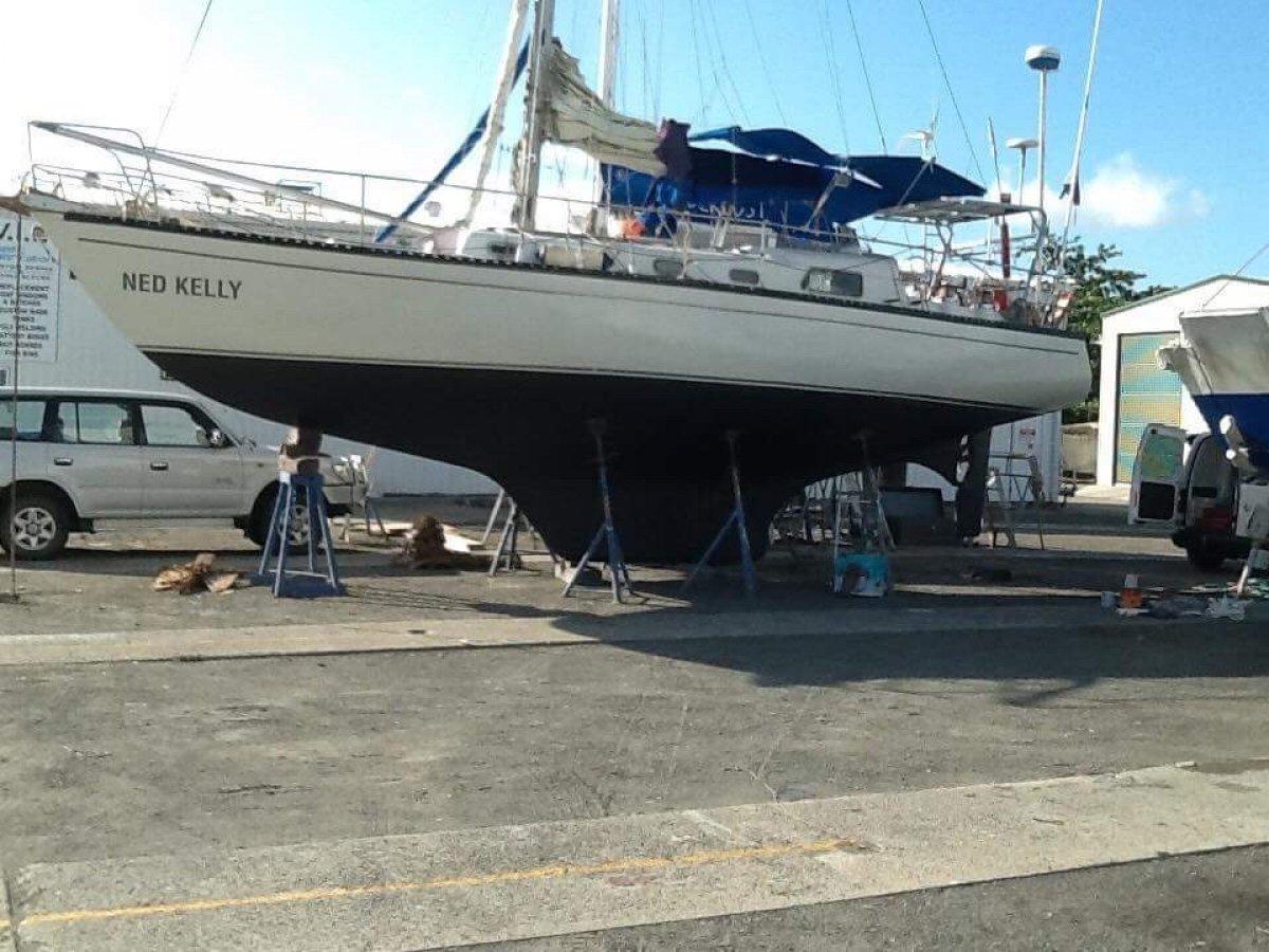 Swanson 36 Cruising Yacht