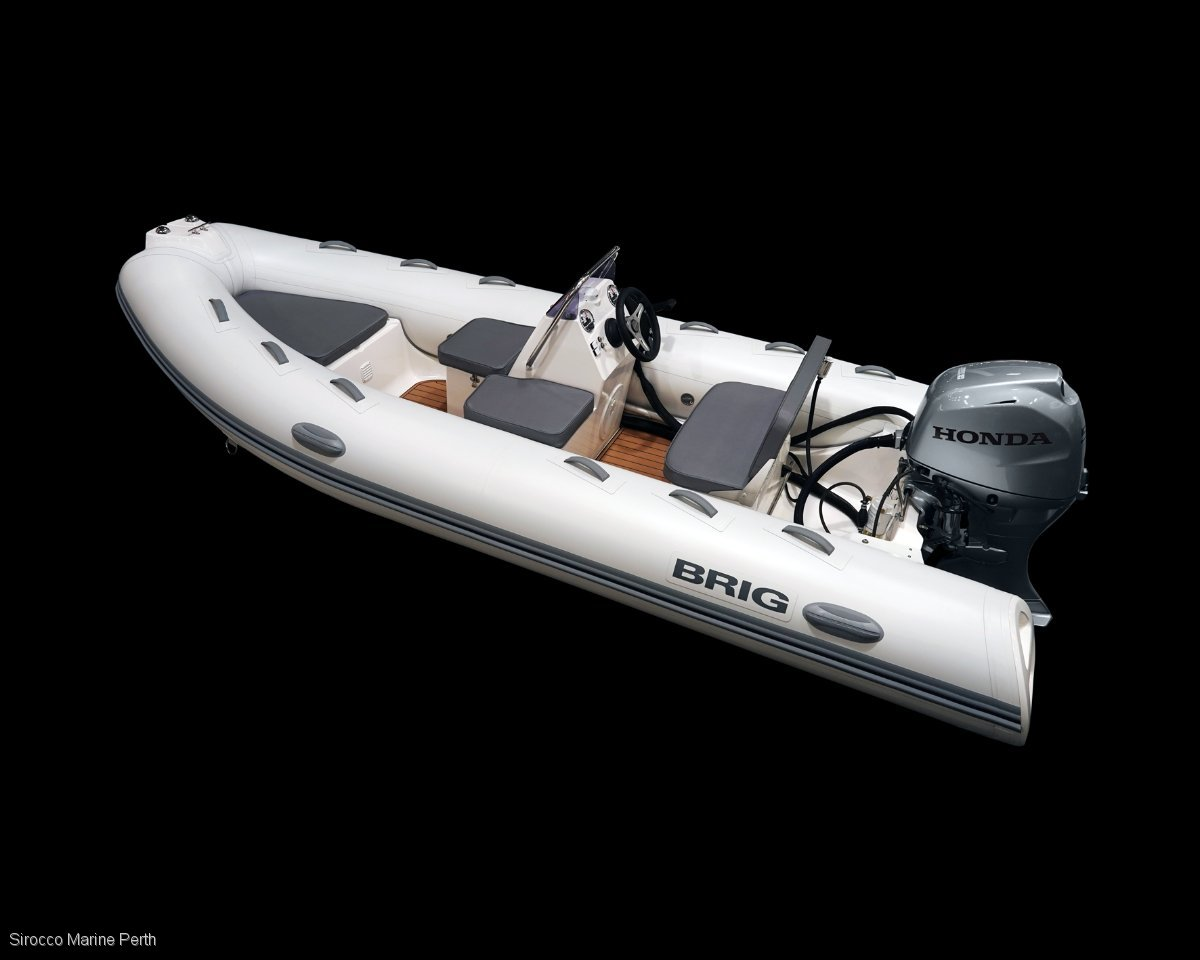 New Brig Falcon 420 HT Rigid Inflatable Tender (IN STOCK