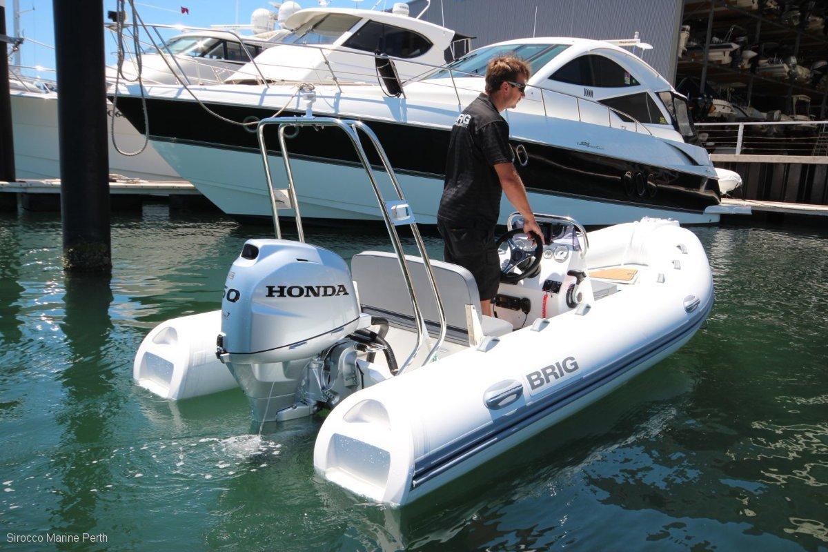 Brig Falcon 420 HT Rigid Inflatable Tender (RIB) IN STOCK