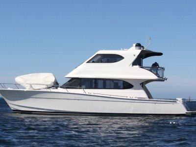 Maritimo 52 Cruising