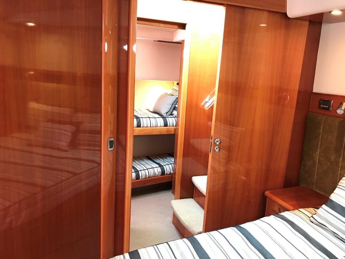 Maritimo 52 Cruising Motor Yacht