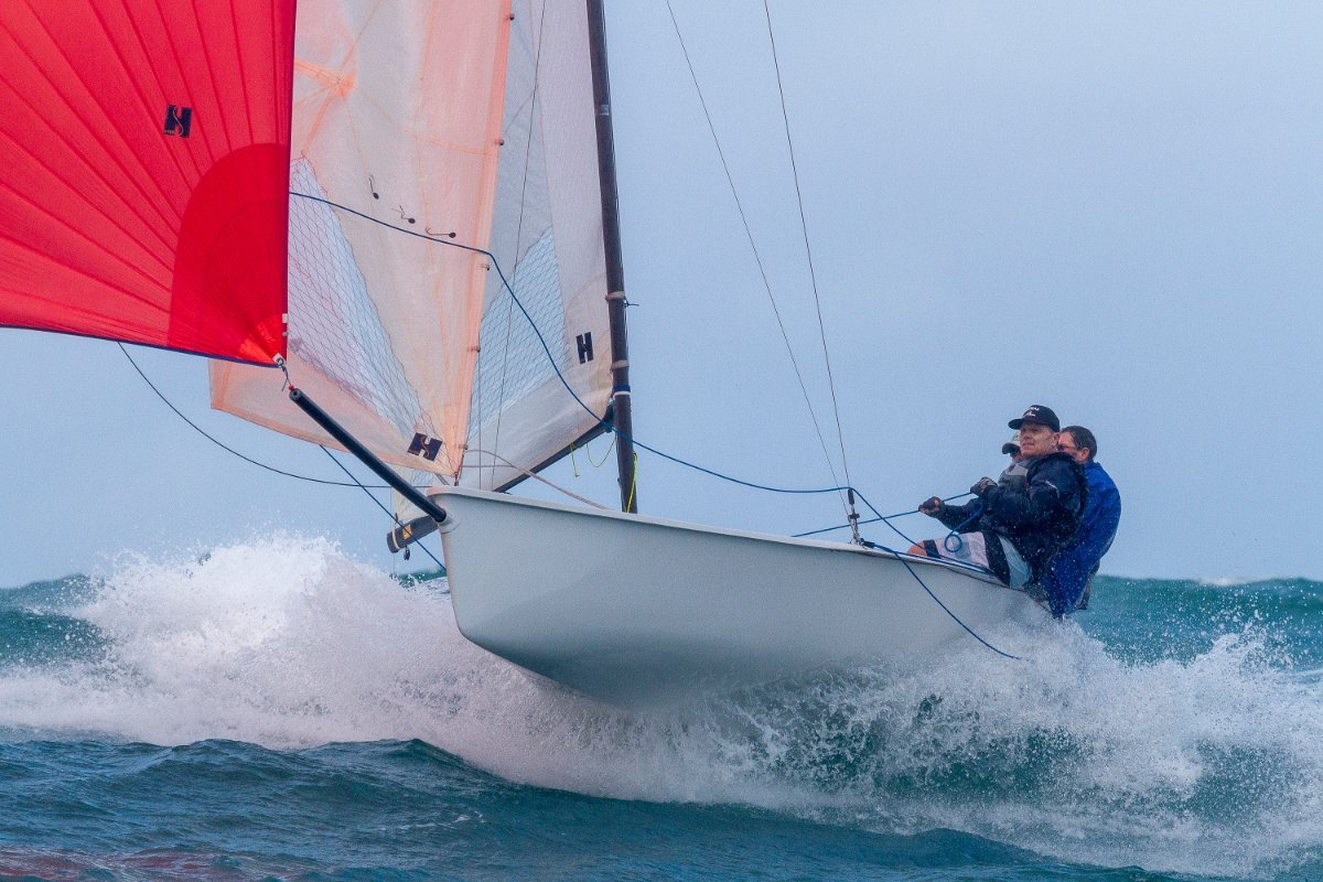 Viper 640 Sports Boat Exciting Sailing with Low Maintenance