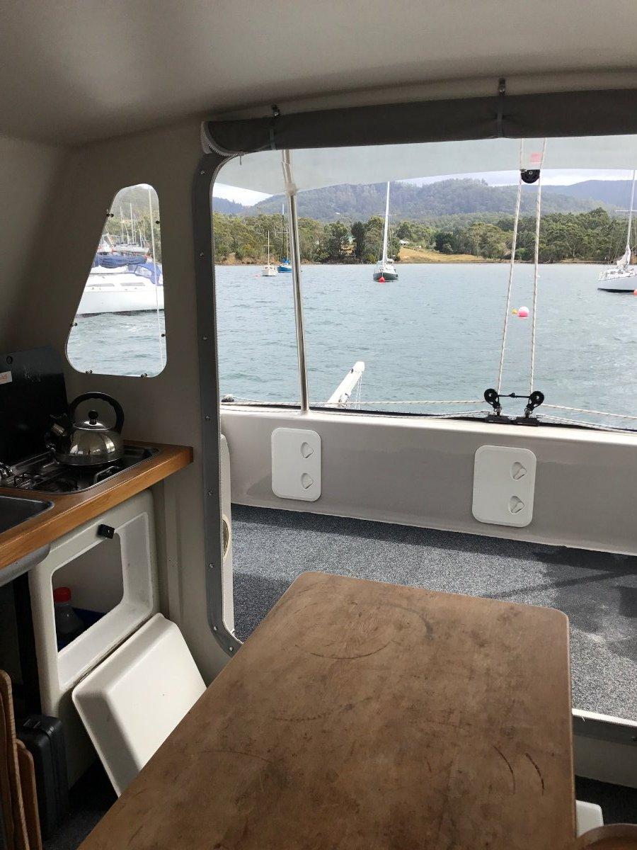 Chamberlin 12m Catamaran