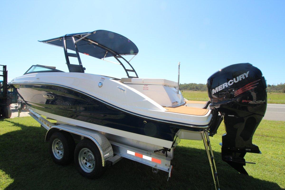 Sea Ray 230 SPX OB