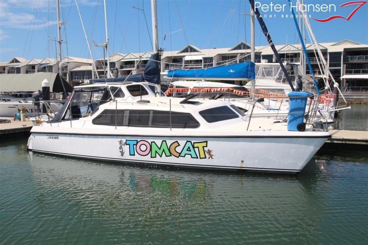 Simpson Cloud Nine Catamaran