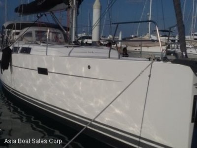 Hanse 445 Extremely Well Maintained and Equipped