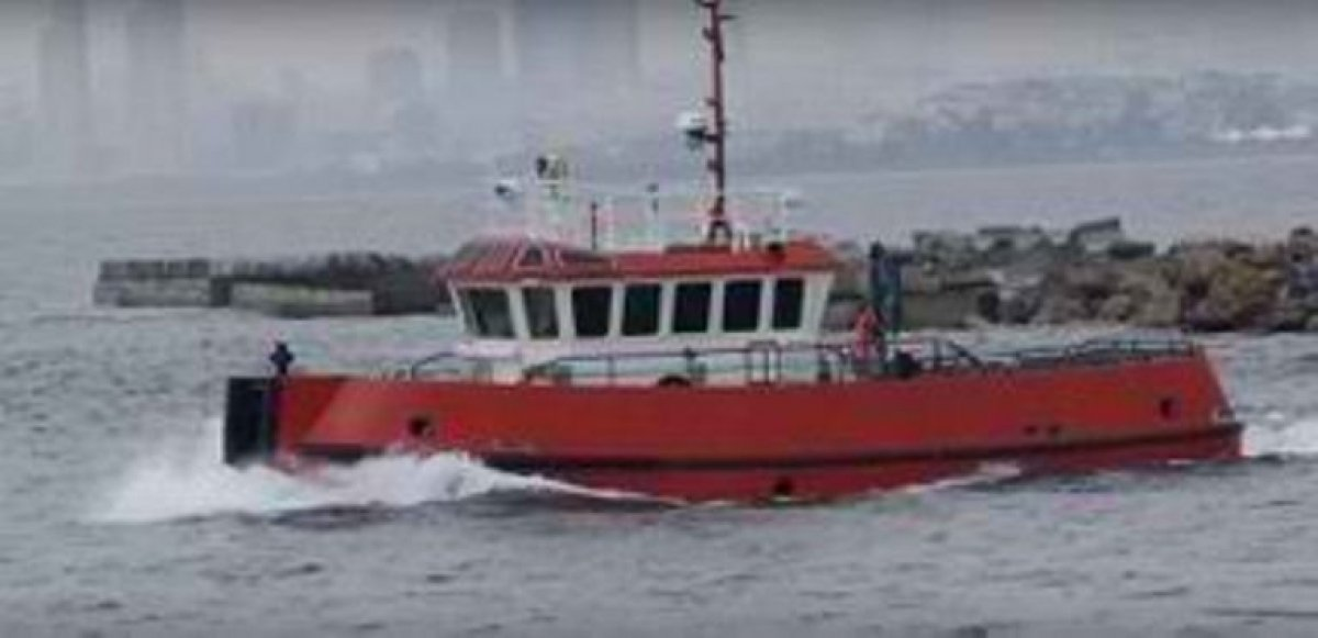 17m General Service Workboat Available
