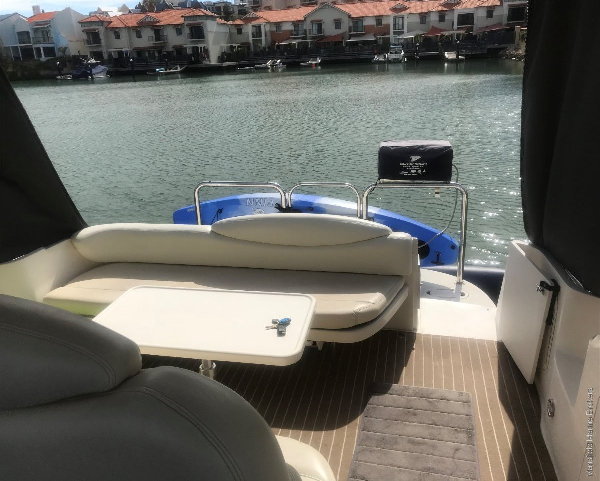 Sea Ray 365 Sundancer /340