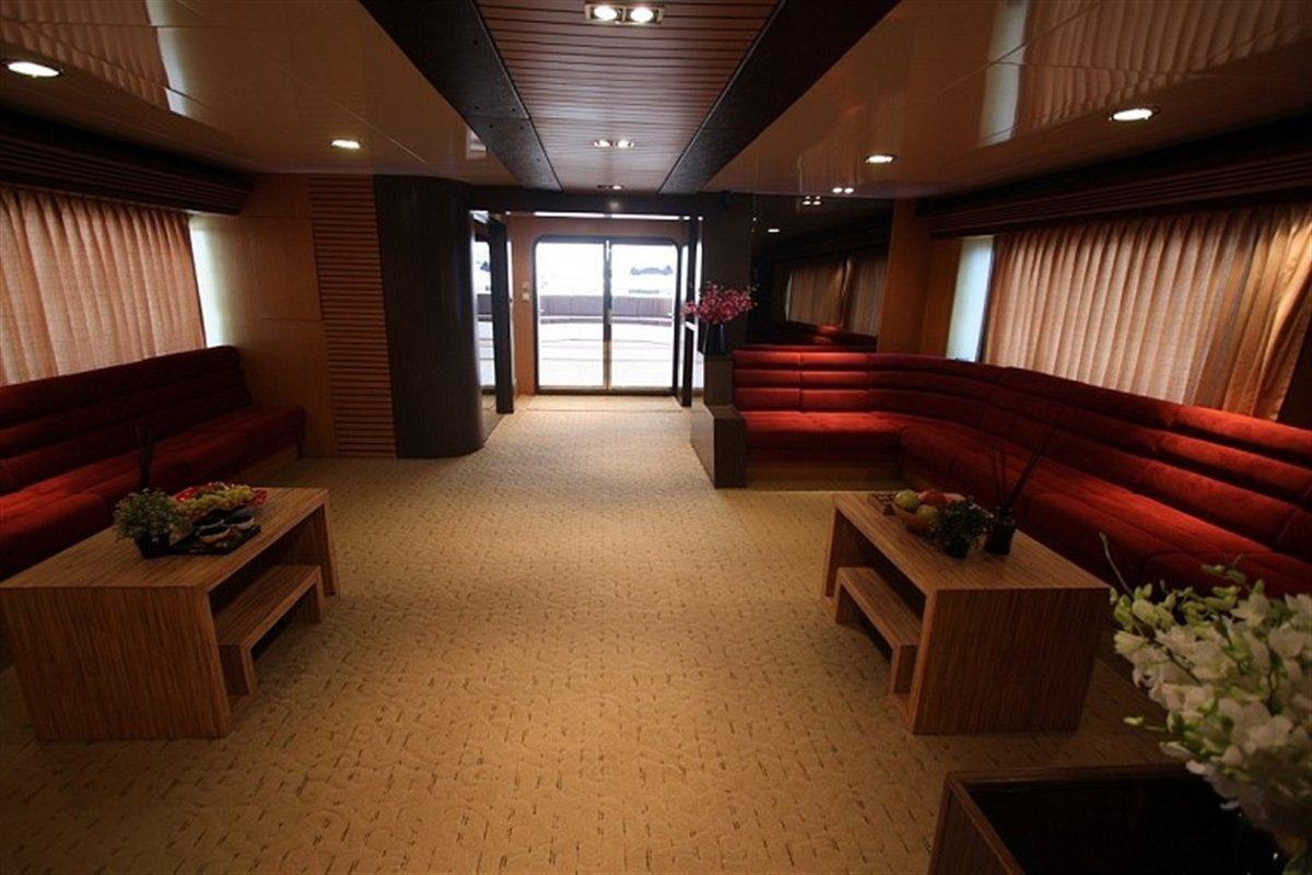 Custom 121 Catamaran