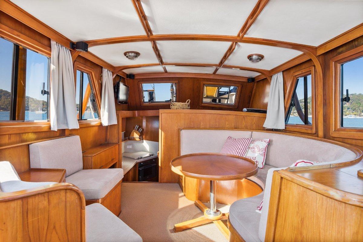 Lycrest 42 Aft Cabin
