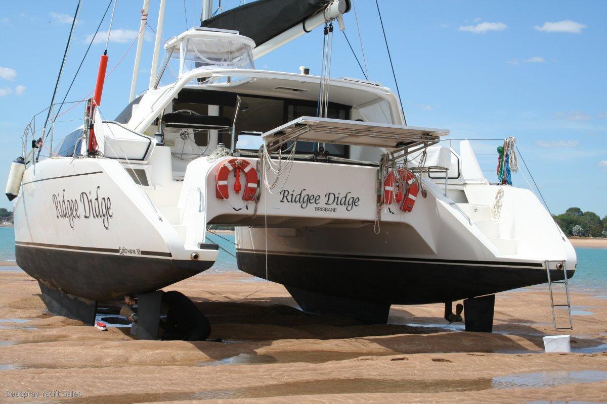 Lightwave 38 Catamaran for Sale, Seaspray Yacht Sales, Langkawi