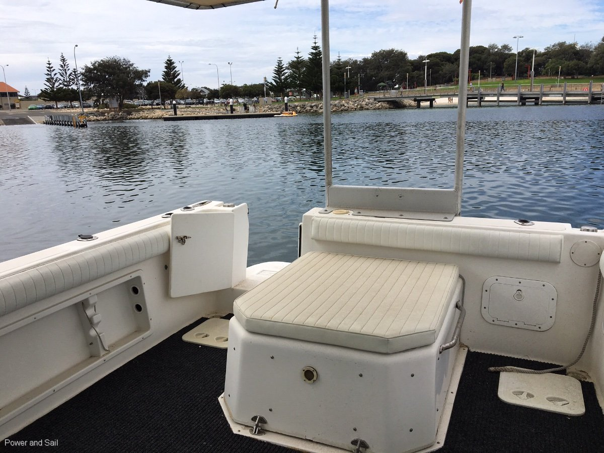 Baha Cruisers Sports Fisher Hard top, diesel and lots of deck space!!
